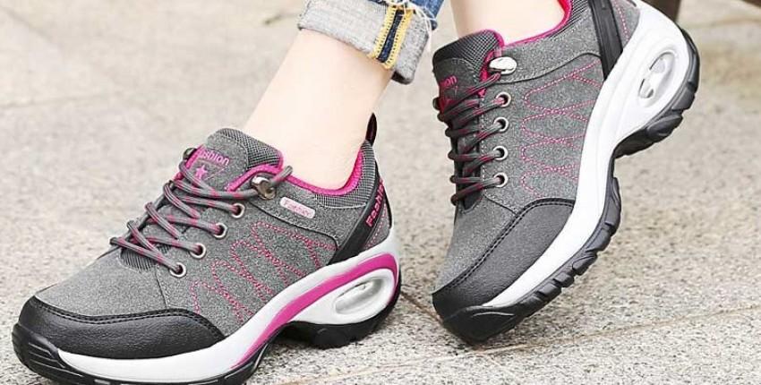 PINSEN-модные женские кроссовки - отзыв покупателя