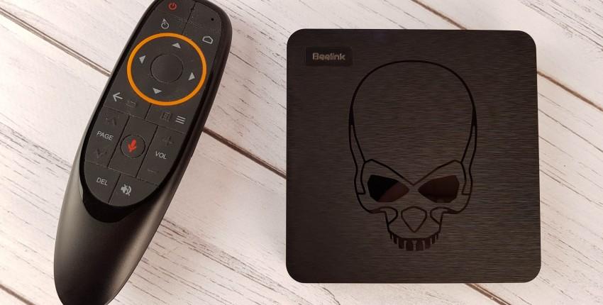 Beelink GT King: обзор, прошивка и сравнение с GT King Pro - отзыв покупателя