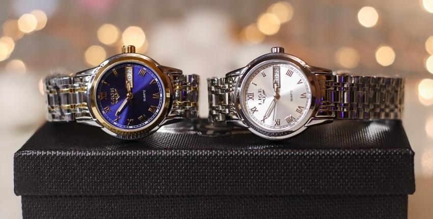 Красивые женские часы Lige