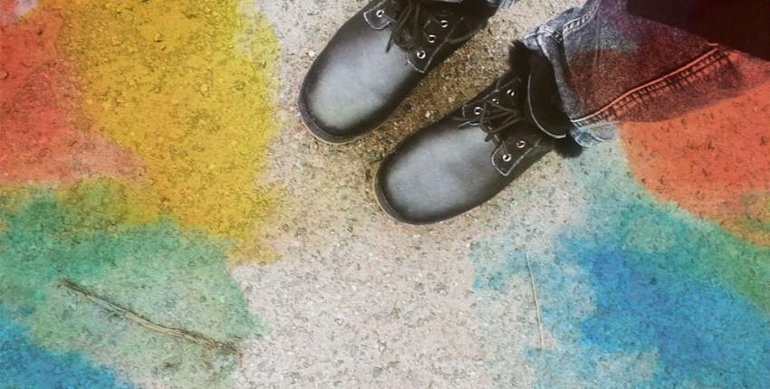 Обзор. Зимние ботинки INOE с АлиЭкспресс. - отзыв покупателя