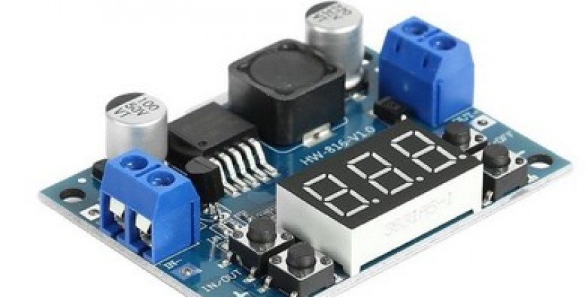 LM2596 DC-DC Buck Converter Step Down Module Power Supply.