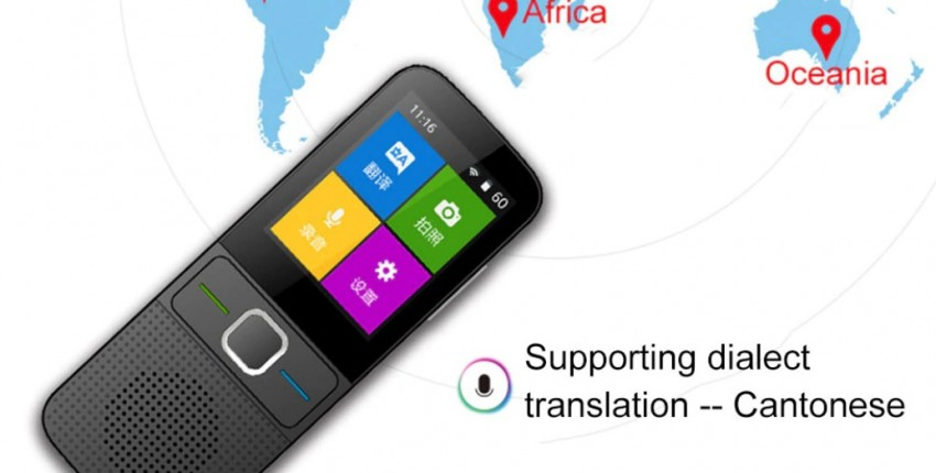 Автономный переводчик языка  T10 в режиме реального времени. - отзыв покупателя