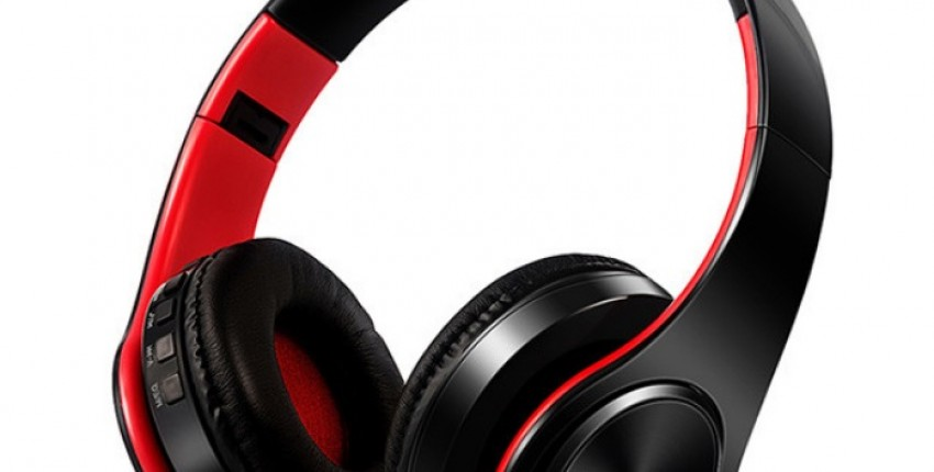 Hi-Fi стерео наушники bluetooth Музыкальная гарнитура FM и поддержка SD карты с микрофоном. - отзыв покупателя