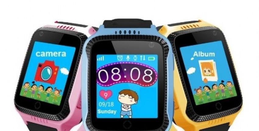 Gps трекер - детские часы.