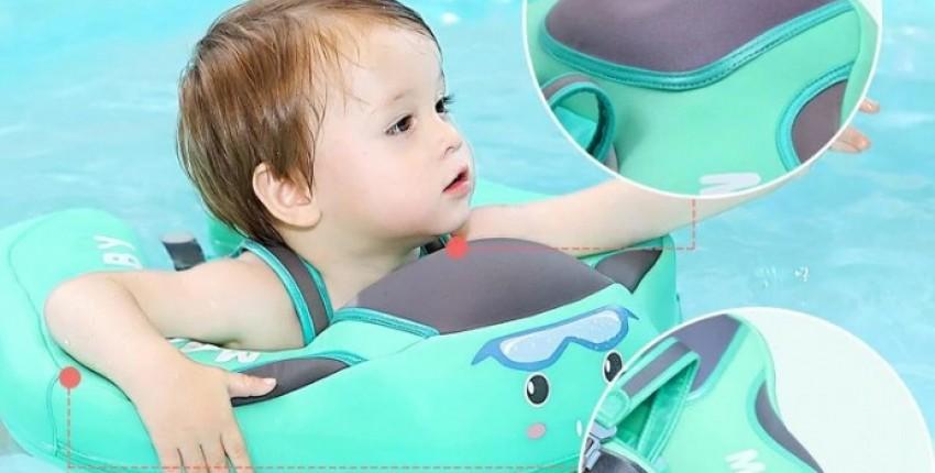 Твердые, не надувные, безопасные аксессуары для плавания. - отзыв покупателя