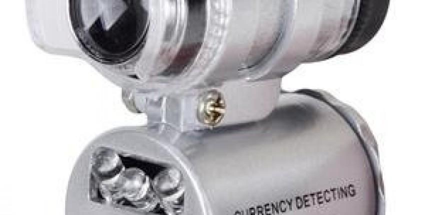 Карманный микроскоп 5х2,5х7см, 60-кратное увеличение - отзыв покупателя