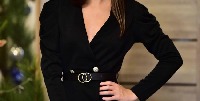 Маленькое чёрное платье - отзыв покупателя