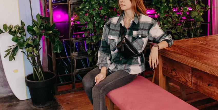 Рубашка-ветровка с Алиэкспресс - отзыв покупателя
