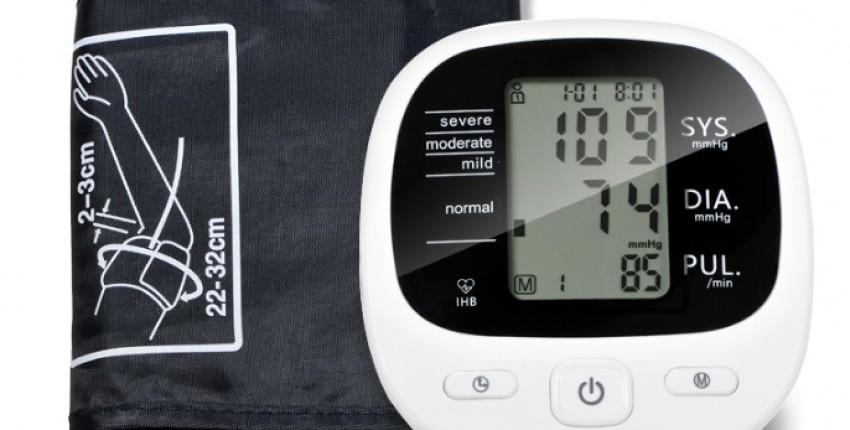 Автоматический цифровой монитор артериального давления. - отзыв покупателя