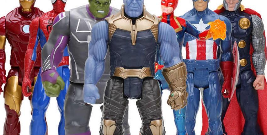 Супергерои Marvel спешат на помощь родителям - отзыв покупателя