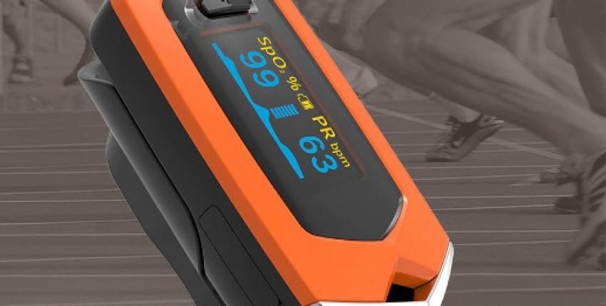 BOXYM oSport Oximeter Пульсометр измеритель пульса - отзыв покупателя