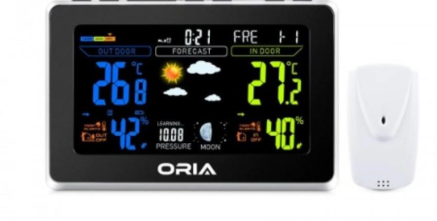 Термометр с беспроводным датчиком температуры. - отзыв покупателя