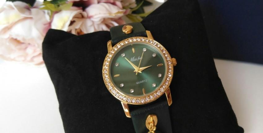 Кварцевые наручные часы от бренда MISSFOX - отзыв покупателя
