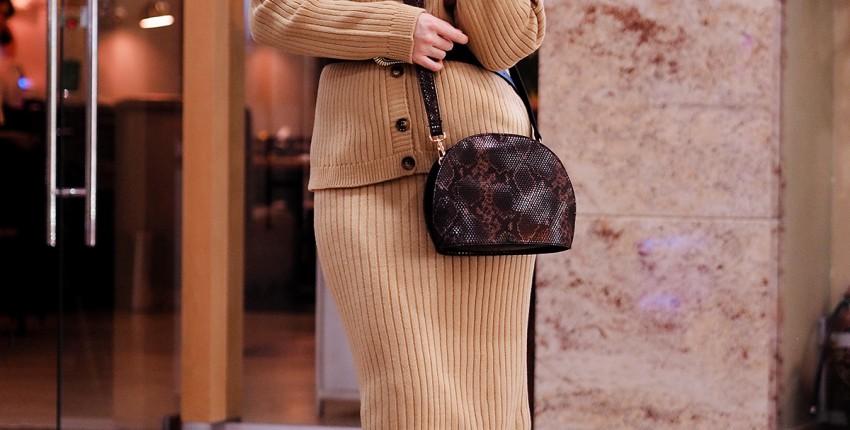 КОСТЮМ с юбкой от Simplee Apparel - отзыв покупателя