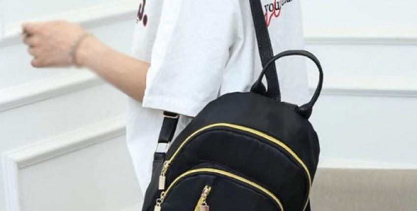 Милые сумочки, рюкзачки и косметички - отзыв покупателя