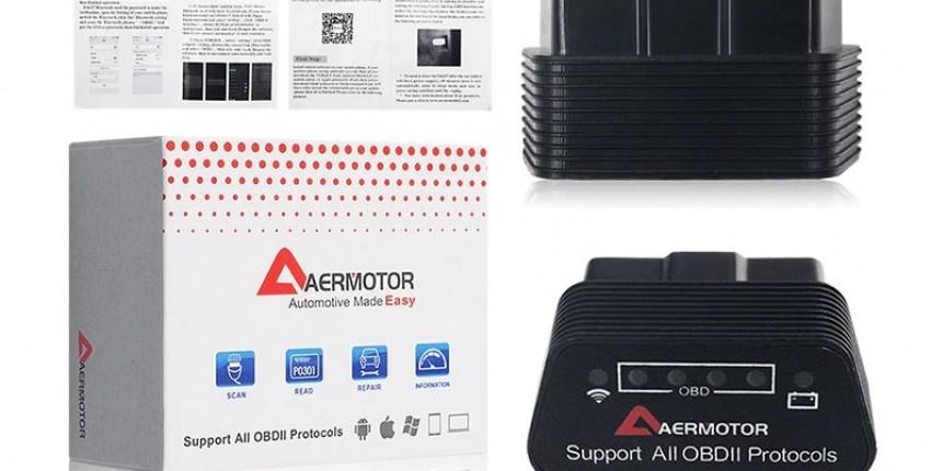 Автомобильный диагностический сканер OBD2 - отзыв покупателя