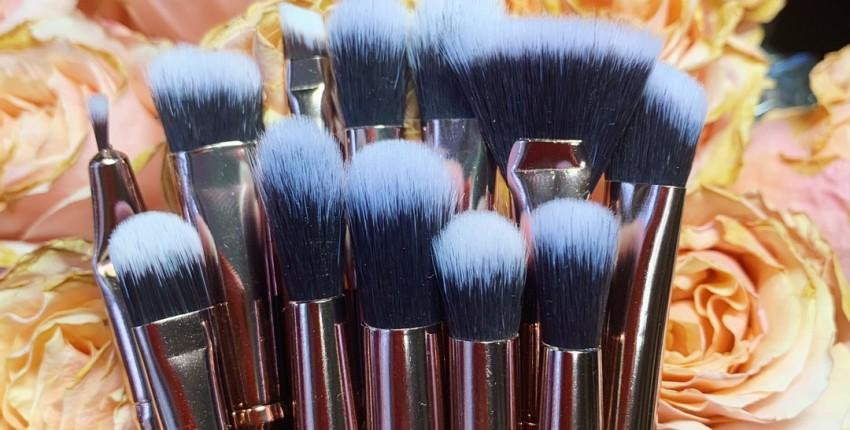 Набор кистей для макияжа/12шт
