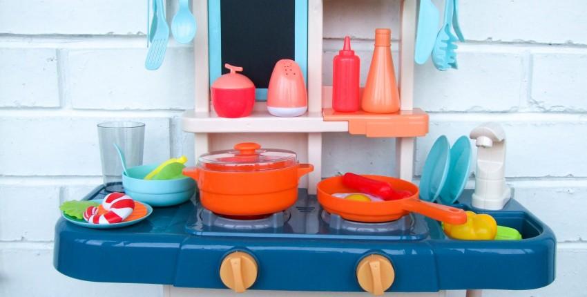 Детская кухня с Aliexpress