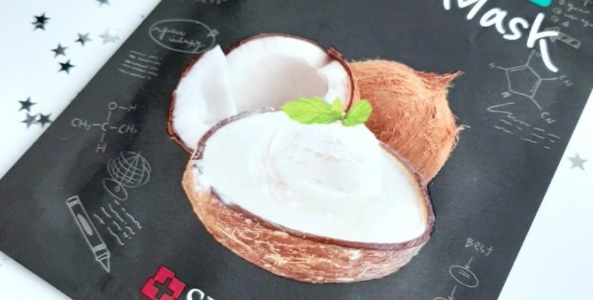 Увлажняющая МАСКА SNP Fruits Gelato Moisture - отзыв покупателя