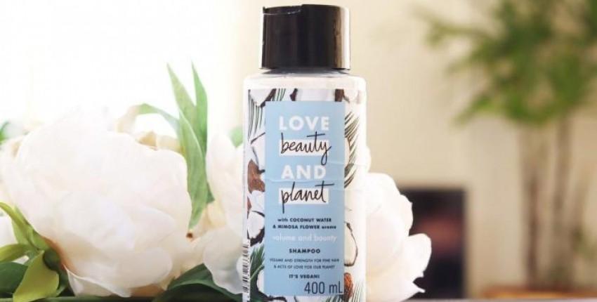 """Шампунь Love Beauty and Planet """"Объём и щедрость"""" - не плохой шампунь на каждый день. - отзыв покупателя"""