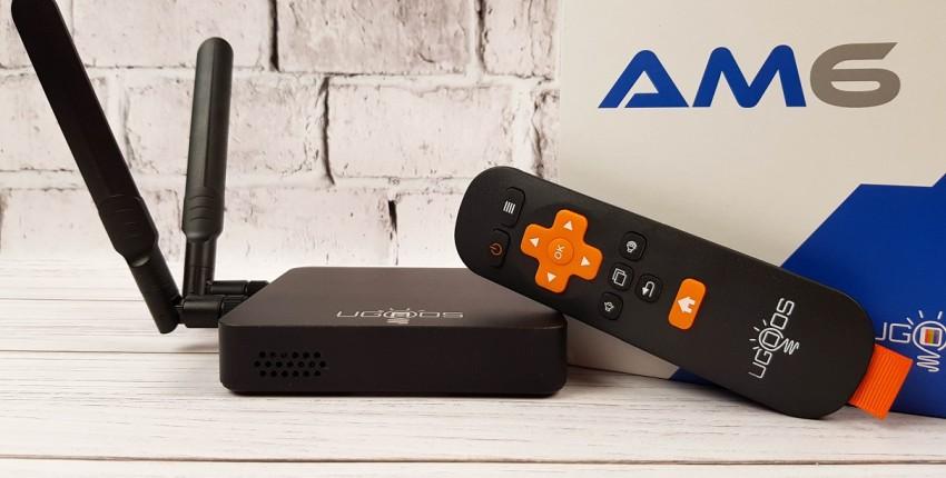 Ugoos AM6: обзор и сравнение с конкурентами. Выбираем лучший TV box на Amlogic S922X - отзыв покупателя