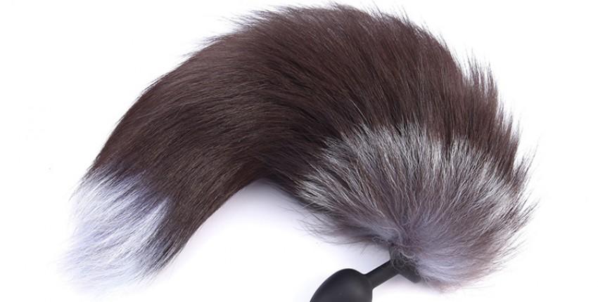 Натуральный лисий хвост - отзыв покупателя