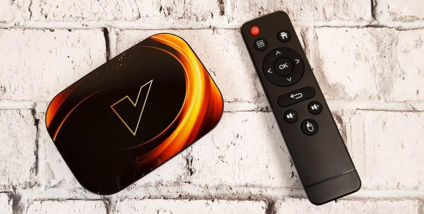 Vontar X3: обзор дешевой Android TV-приставки на процессоре Amlogic S905X3 - отзыв покупателя