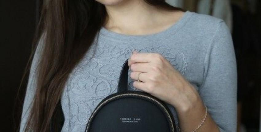 Мой любимый крутой миниатюрный рюкзак - отзыв покупателя