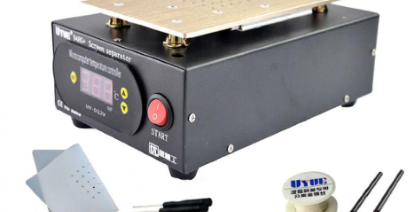 UYUE 948S Сепаратор  LCD сенсорного экрана - отзыв покупателя