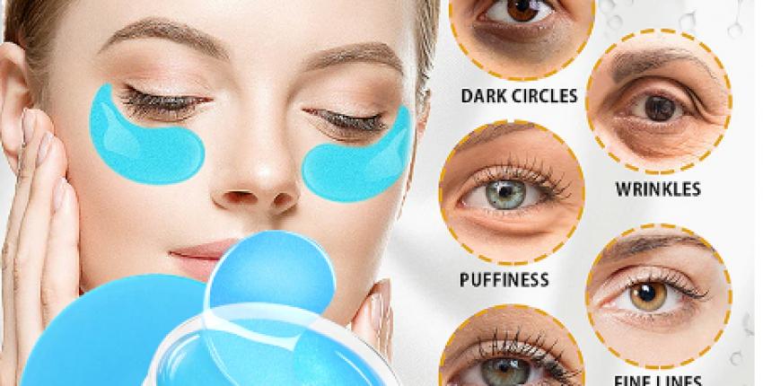Патчи для глаз с гиалуроновой кислотой VIBRANT Glamur - отзыв покупателя
