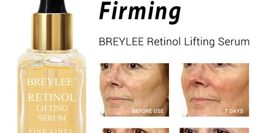BREYLEE Retinol Lifting Serum - отзыв покупателя