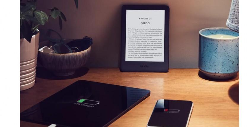 Электронная книга - Amazon Kindle - отзыв покупателя