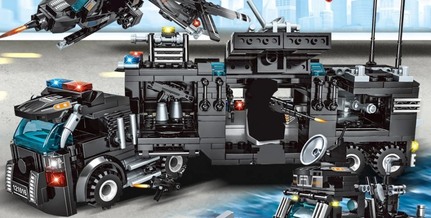LEGO с Алиэкспресс - отзыв покупателя