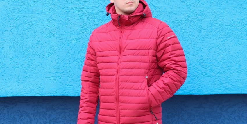 Мужская куртка на весну TIGER FORCE - отзыв покупателя