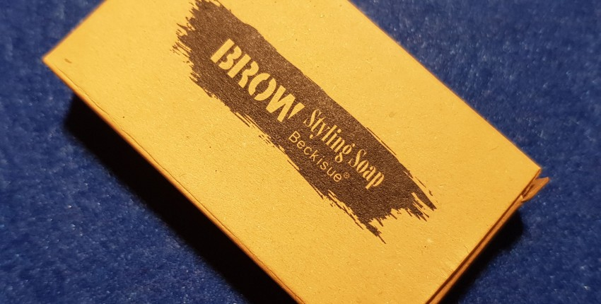 BROW Styling Soap Beckisue - отзыв покупателя