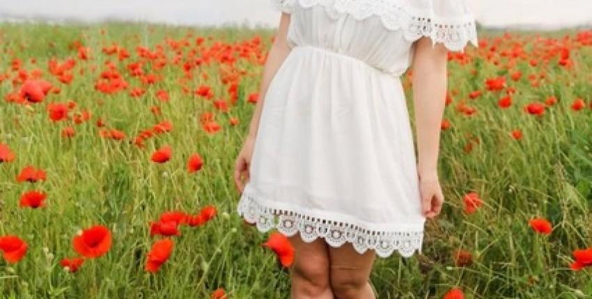 Лёгкое летнее платье или пляжный вариант платья с открытыми плечами - отзыв покупателя