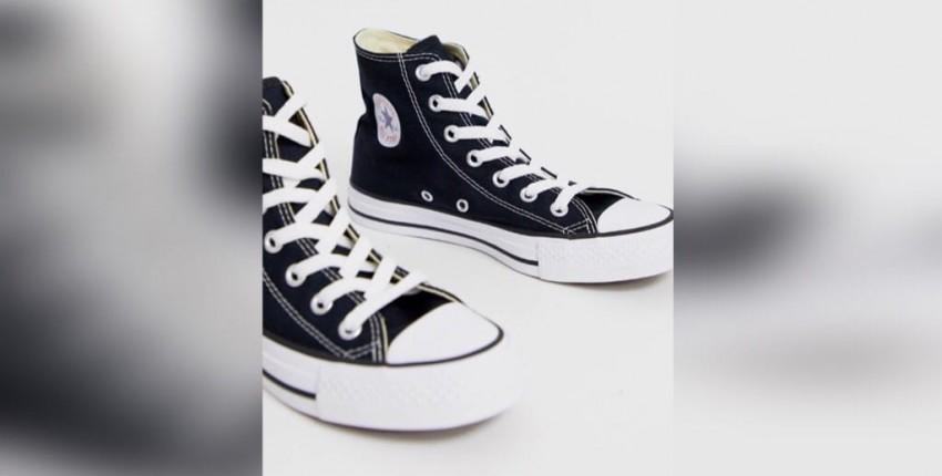 Оригинальные и модные кеды Converse Chuck Taylor All Star. - отзыв покупателя