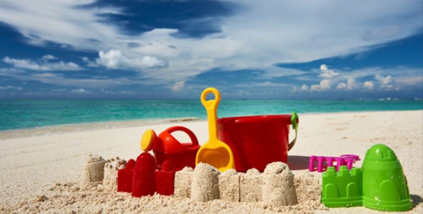 Что взять с собой на море, когда отдыхаешь с маленькими детьми - отзыв покупателя