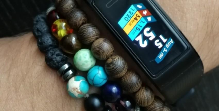Мужские браслеты из бусин - отзыв покупателя