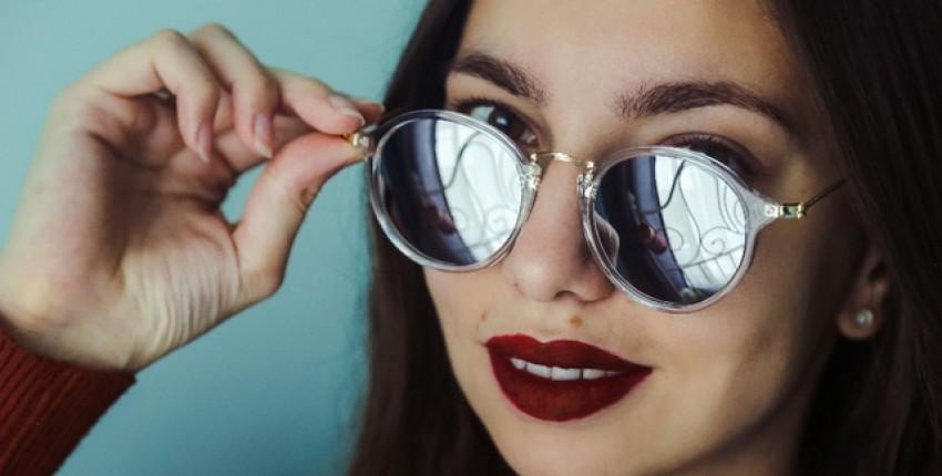 Крутые зеркальные очки унисекс - отзыв покупателя