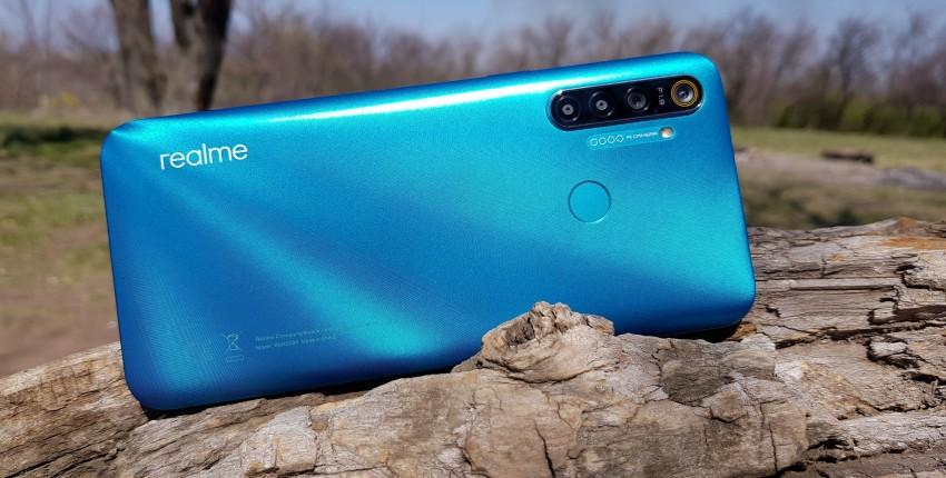 Обзор смартфона Realme 5i: титан автономности и квадрокамера в придачу - отзыв покупателя