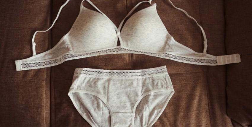 Удобный комплект хлопкового нижнего белья - отзыв покупателя