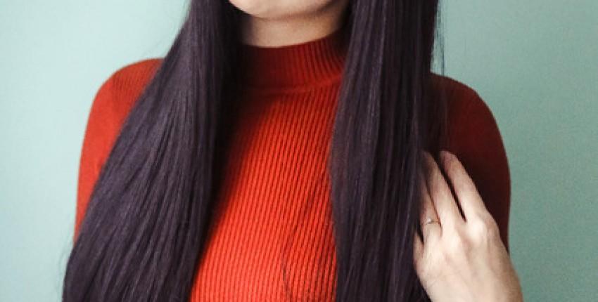 Жгучая брюнетка или длинный черный парик - отзыв покупателя
