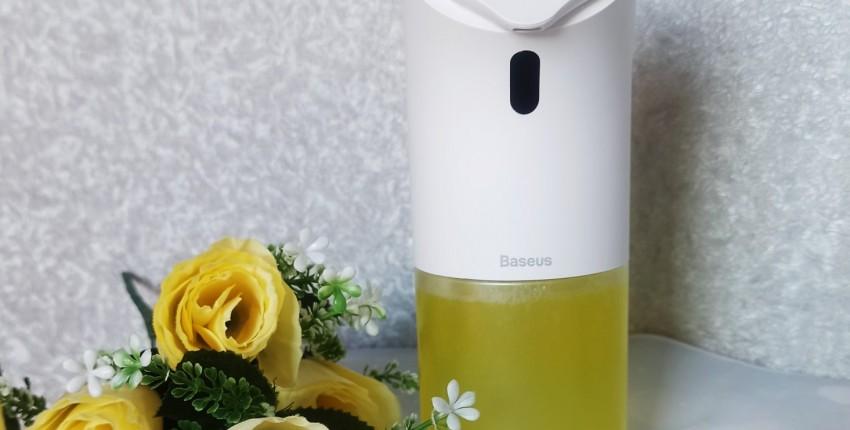 Автоматический дозатор жидкого мыла от BASEUS - отзыв покупателя