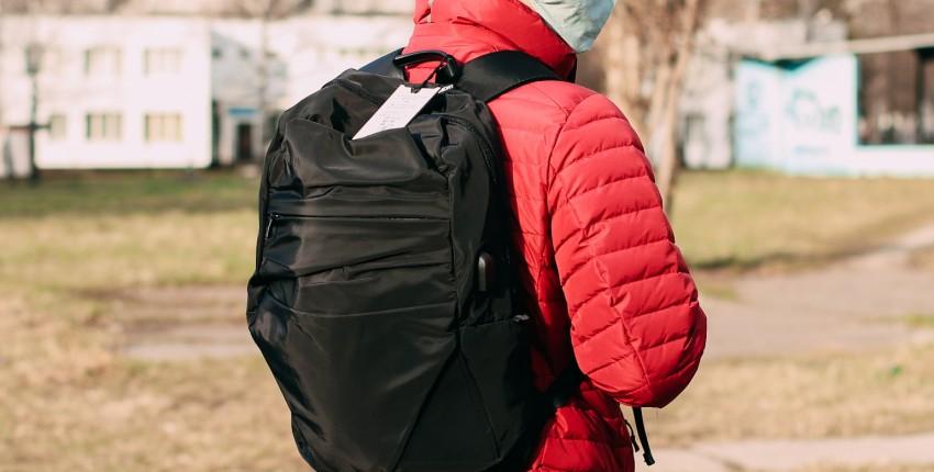 Вместительный рюкзак Heroic_Knight - отзыв покупателя