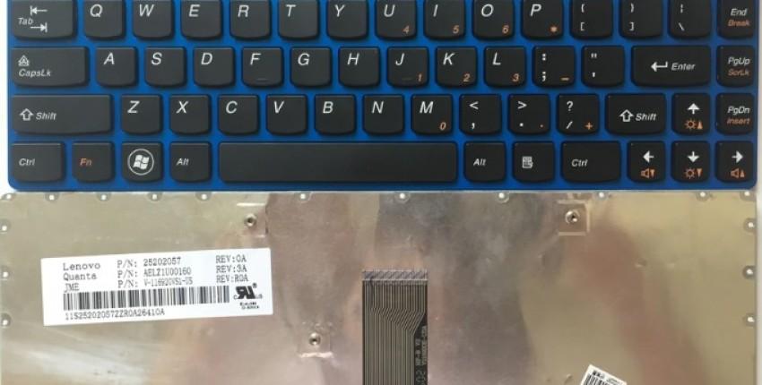 Teclado repuesto Lenovo z480 y modelos compatibles - opinión del cliente
