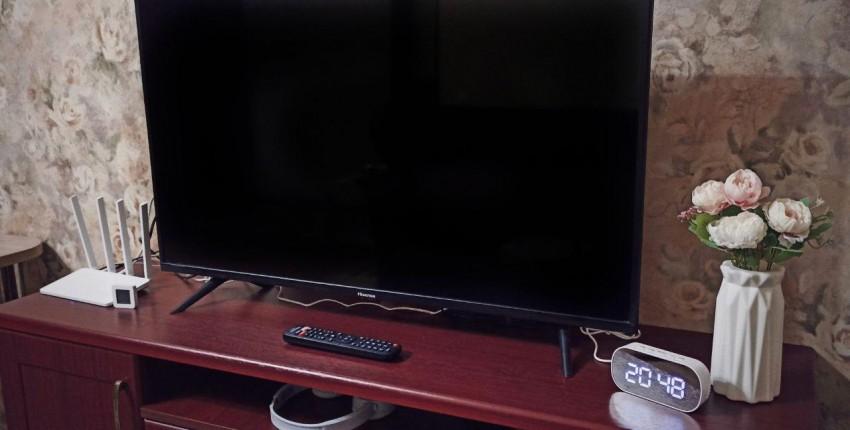 "Телевизор Hisense 40"" 40E5600EE FHD Smart TV - отзыв покупателя"
