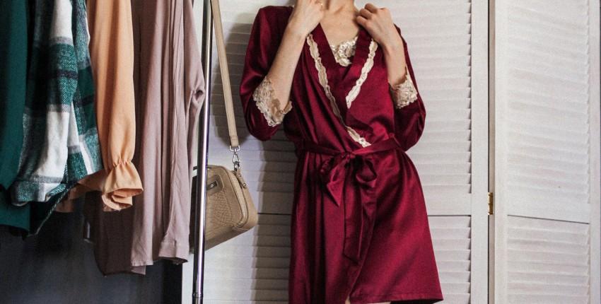 Сексуальная и МЕГАкачественная пижама - отзыв покупателя