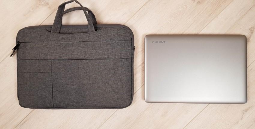 Недорогая сумка для MacBook, MateBook, HeroBook и других ноутбуков - отзыв покупателя