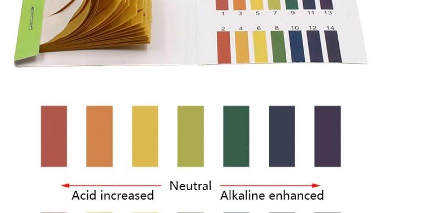 Лакмусовая бумажка, определяем рН жидкости.Litmus test. - отзыв покупателя